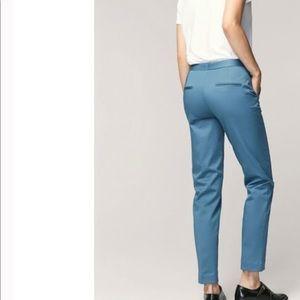 Massimo Dutti Pants & Jumpsuits - Massimo Dutti New high rise chino pants in blue